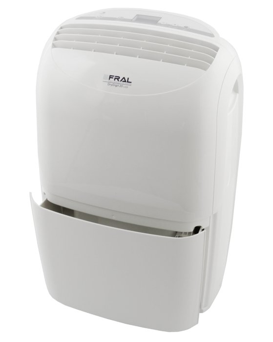 FRAL DRY DIGIT 20LCD zbiornik na wodę