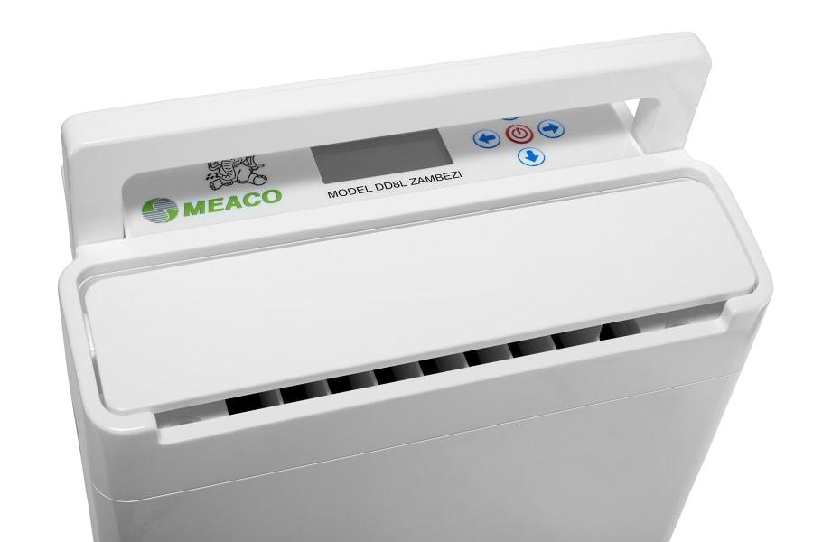 MEACO DD8L Zambezi Simple panel sterowania