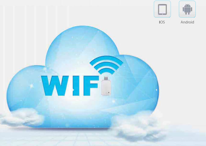Haier sterowanie Wi-Fi