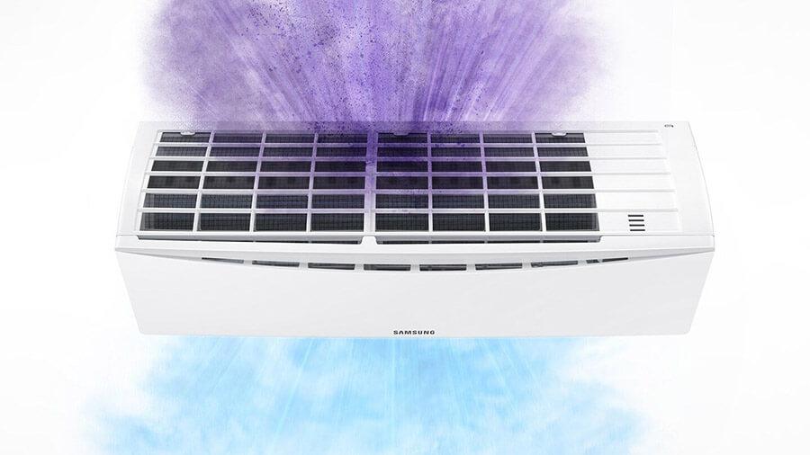 Filtr HD w Samsung AR35 5,3 kW