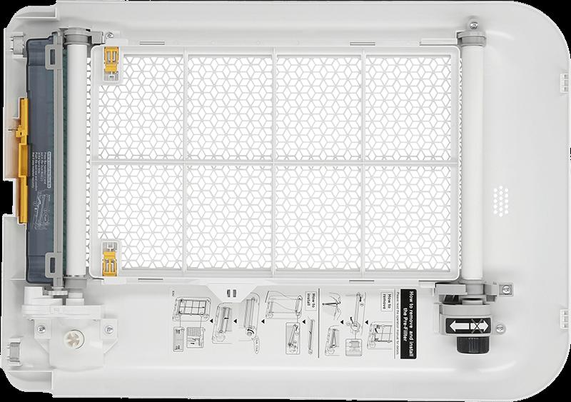 Sharp KI-G75EUW filtr wstępny